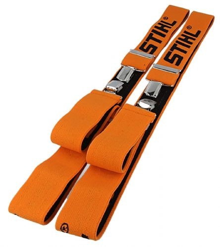Stihl Braces  Orange 130cm   0000 884 1512